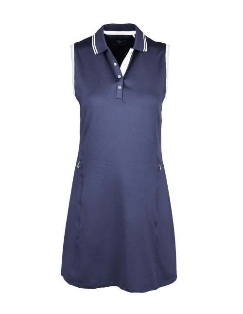 Callaway Golf- Ladies Sleeveless Polo Dress