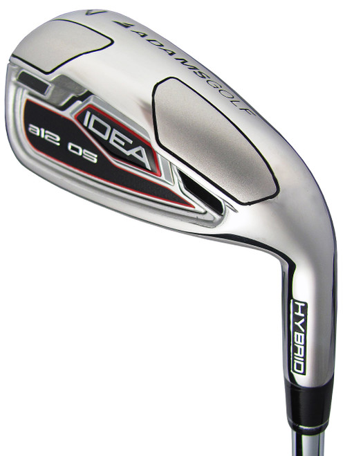 Pre-Owned Adams Golf Idea A12 OS Irons (8 Iron Set)