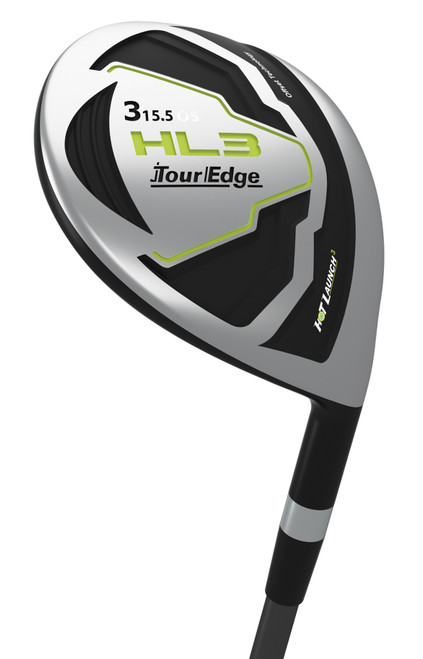 Pre-Owned Tour Edge Golf LH Hot Launch HL3 Draw Fairway Wood (Left Handed)