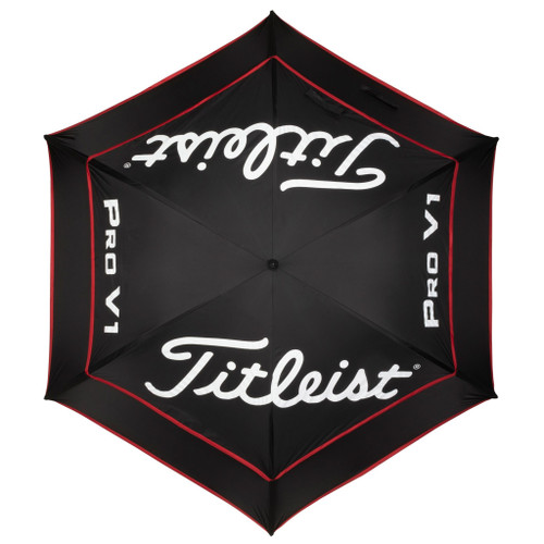 Titleist Golf- Tour Double Canopy Umbrella
