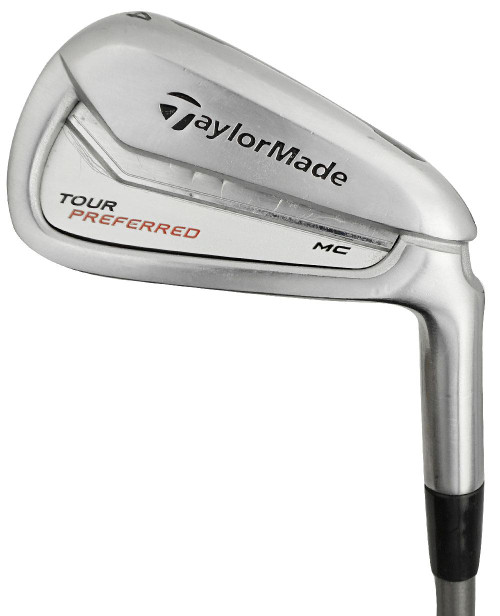 Pre-Owned TaylorMade Golf Tour Preferred MC 2014 Iron