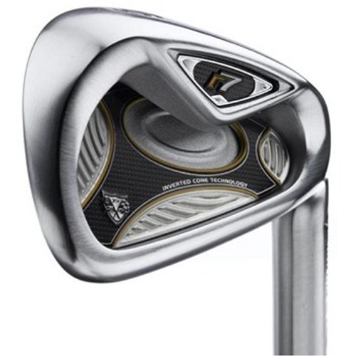 Pre-Owned TaylorMade Golf R7 TP Irons (10 Iron Set)