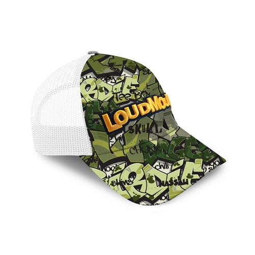 Loudmouth Golf- Camo Trucker Cap