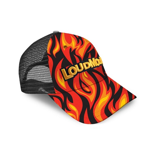 Loudmouth Golf- Five Alarm Trucker Cap