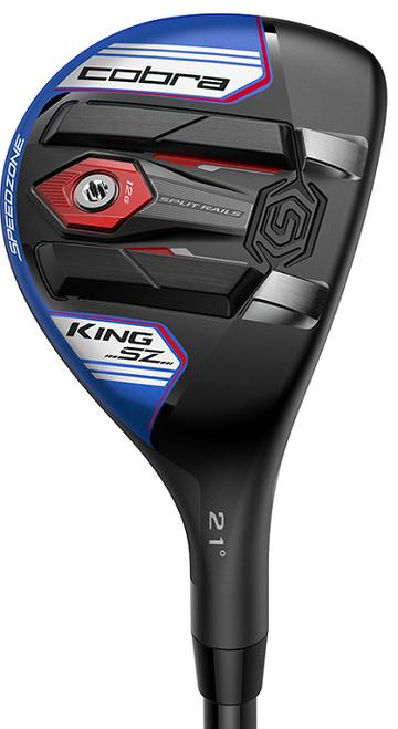 Pre-Owned Cobra Golf King SpeedZone One Length Hybrid
