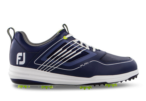 FootJoy Golf- Previous Season Style Navy Fury Shoes
