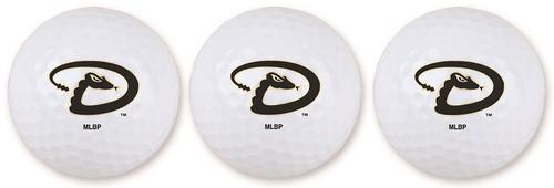 Team Effort Golf MLB Golf Balls [Sleeve]