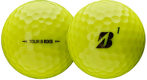 Bridgestone Tour B RXS Golf Balls LOGO ONLY