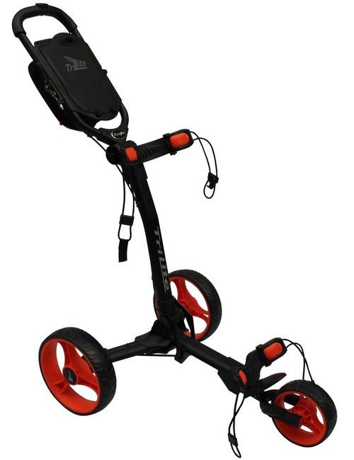 Axglo Golf- Trilite Push Cart