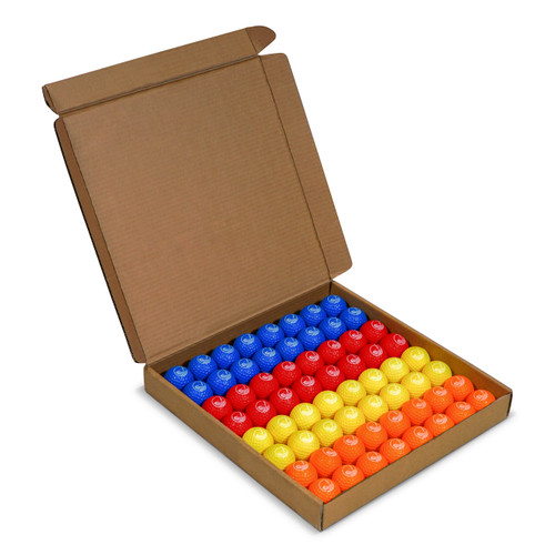 GoSports Golf- Foam Practice Balls (64 Pack)