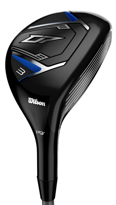 Pre-Owned Wilson Golf LH Staff D7 Hybrid (Left Handed)