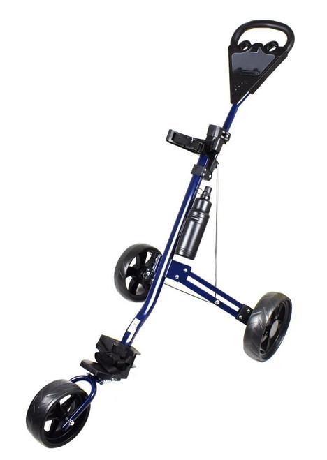 Trolli King Golf TC5A 3-Wheel Push Cart