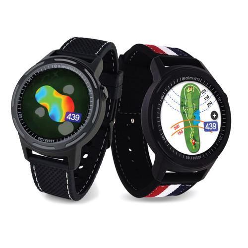 GolfBuddy- Aim W10 GPS Watch
