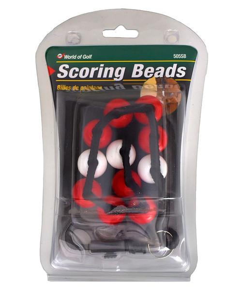 Jef World of Golf- Scoring Beads