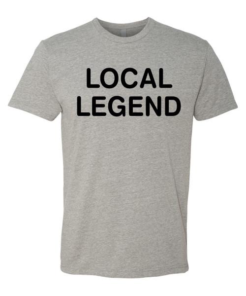 SwingJuice Golf Local Legend Short Sleeve T-Shirt