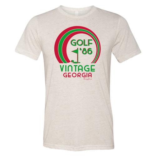 SwingJuice Golf Vintage 86 Short Sleeve T-Shirt