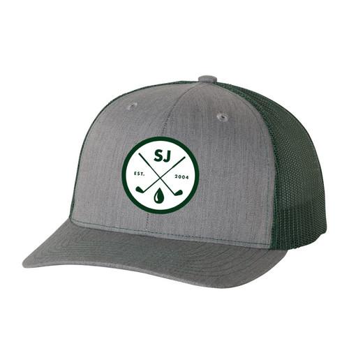 SwingJuice- The SJ Golf Club Trucker Hat