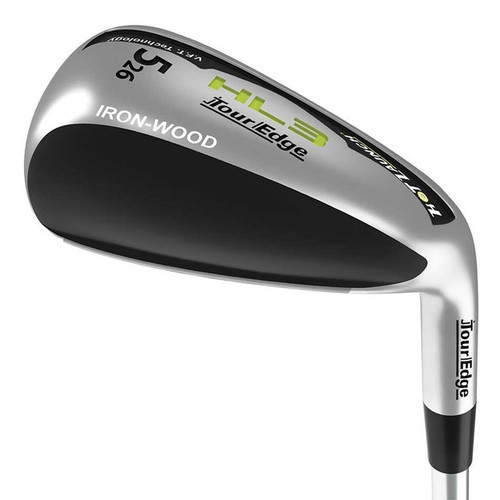 Pre-Owned Tour Edge Golf LH Ladies Hot Launch HL3 Ironwood Set (7 Club Set) Left Handed