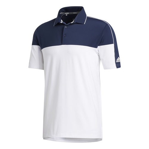 Adidas Golf- Ultimate365 Colorblock Polo
