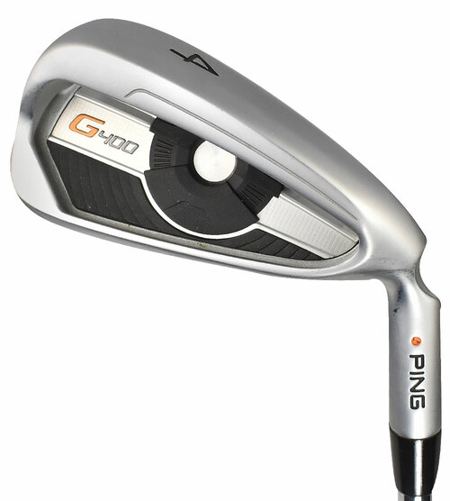 Pre-Owned Ping Golf G400 Irons (10 Iron Set)