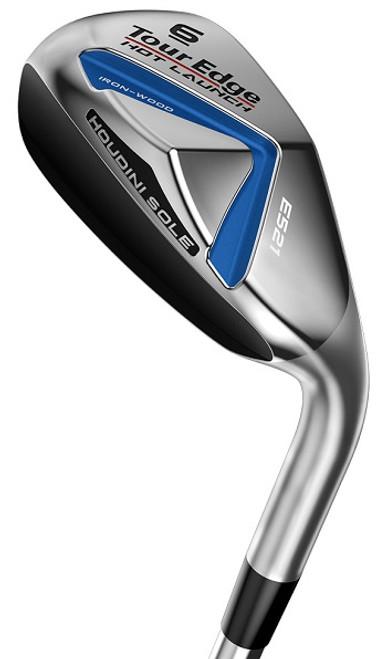 Tour Edge Golf Ladies Hot Launch E521 Iron-Wood