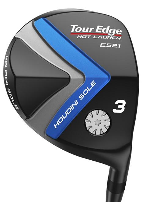 Tour Edge Golf- Ladies Hot Launch E521 Offset Fairway Wood