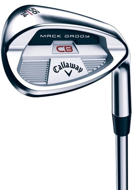 Pre-Owned Callaway Golf Mack Daddy CB Wedge