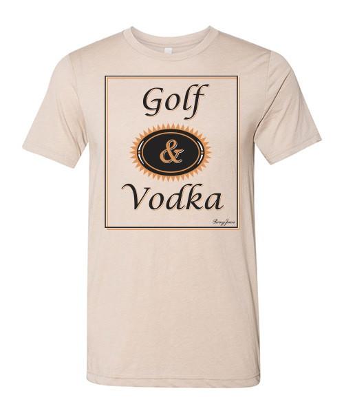 SwingJuice Golf & Craft Vodka Short Sleeve T-Shirt