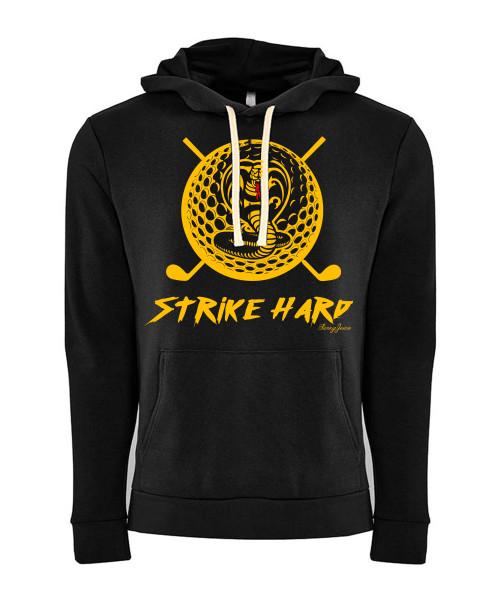 SwingJuice Golf- Strike Hard Long Sleeve Sweatshirt