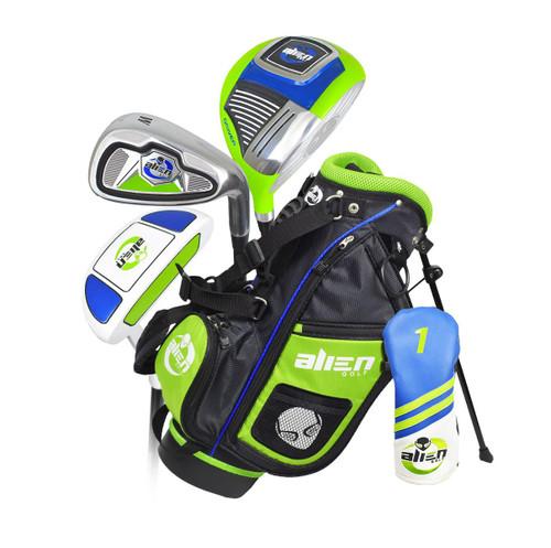 Alien Golf Junior 5 Piece Set (Ages 3-5)