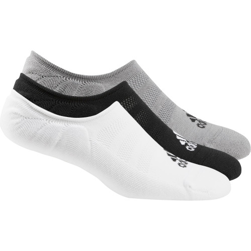Adidas Golf- Lowcut Socks (3 Pack)