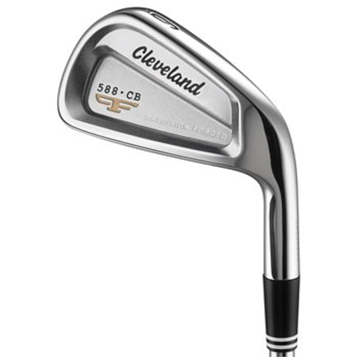 Pre-Owned Cleveland Golf 588 CB Irons (8 Iron Set)