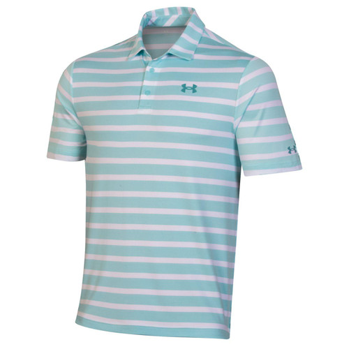 Under Armour Golf- Playoff Back Nine Polo Chest Logo