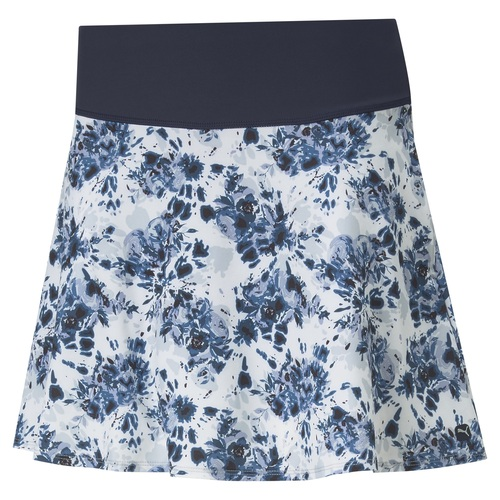 Puma Golf- Ladies PWRShape Watercolor Floral Skirt