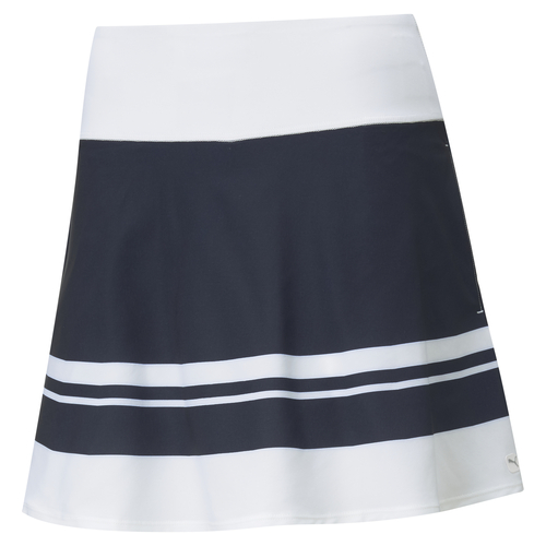 Puma Golf- Ladies PWRShape Stripe Skirt