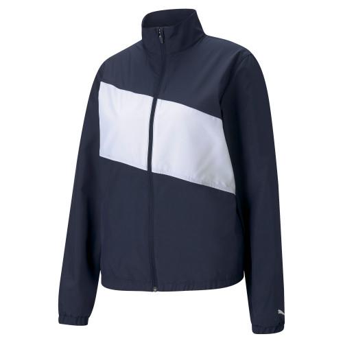 Puma Golf- Ladies First Mile Wind Jacket