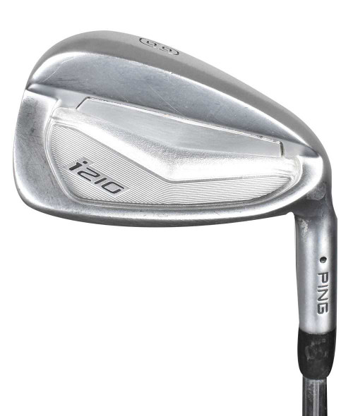 Pre-Owned Ping i210 Irons (8 Iron Set)