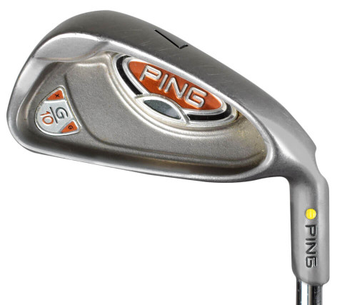 Pre-Owned Ping Golf LH G10 XG Irons (7 Iron Set) Left Handed