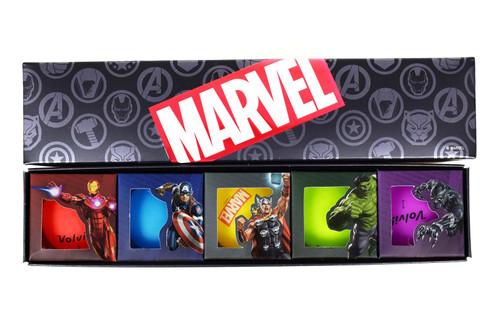 Volvik Marvel Edition Avenger Set [5-Pack]