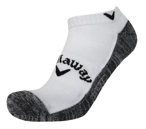 Callaway Golf Elite Low Cut Socks 2-Pack Assorted