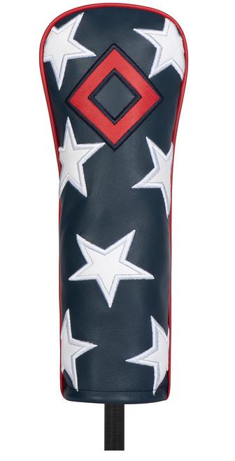Titleist Golf- Stars & Stripes Leather Fairway Headcover