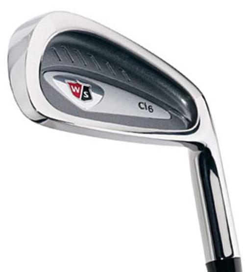 Pre-Owned Wilson Golf Staff Ci6 Irons (8 Iron Set)