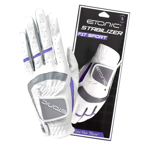 Etonic Golf- Ladies LLH Stabilizer F1T Sport Glove