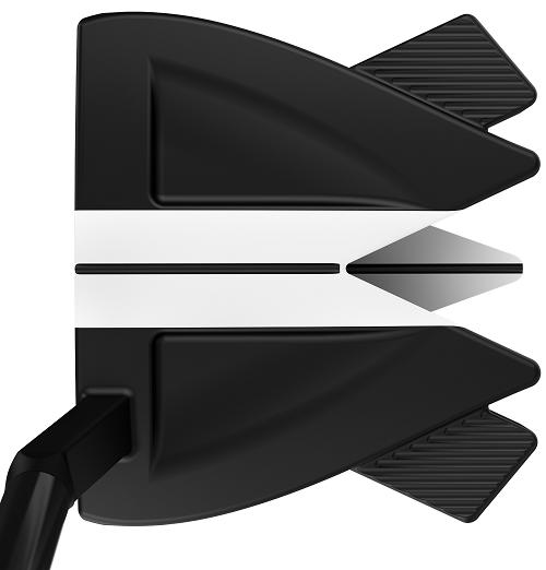 Tour Edge Golf- LH Wingman 01 Putter (Left Handed)