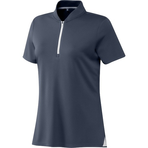 Adidas Golf- Ladies Primegreen HEAT.RDY Polo