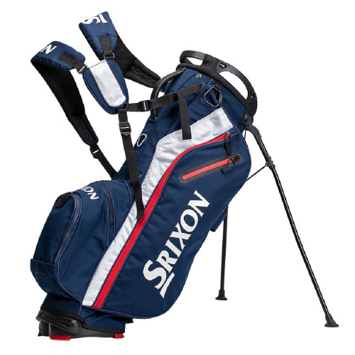 Srixon Golf- Z Stand Bag - Limited Edition Red/White/Blue