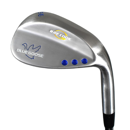 Ray Cook Golf- Blue Goose Satin Wedge