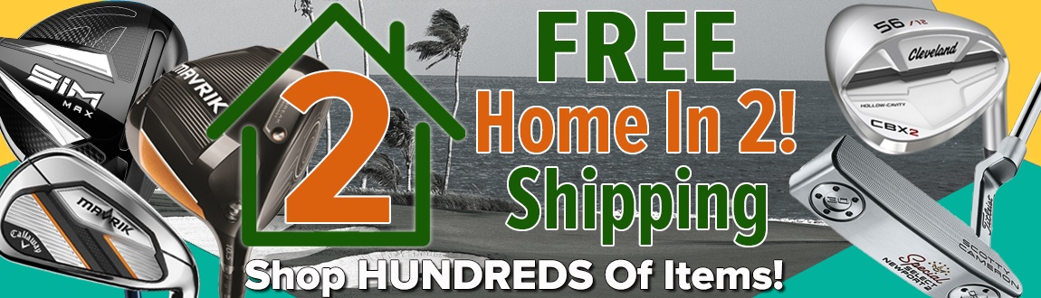 FREE Home In 2 Shipping!
