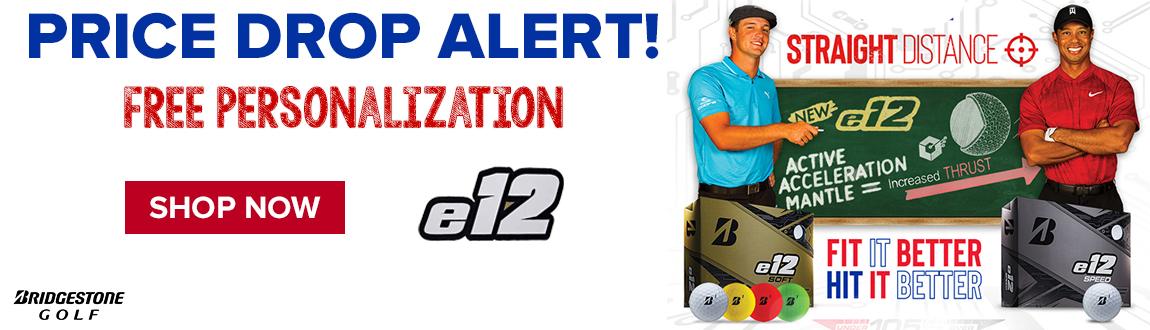 Bridgestone e12 Price Drop Alert!