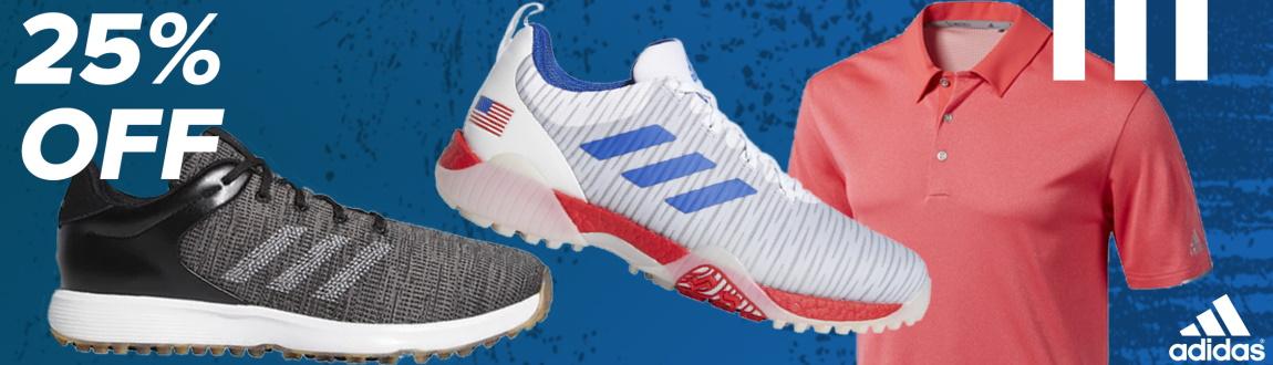 25% Off Adidas! Shop Now!